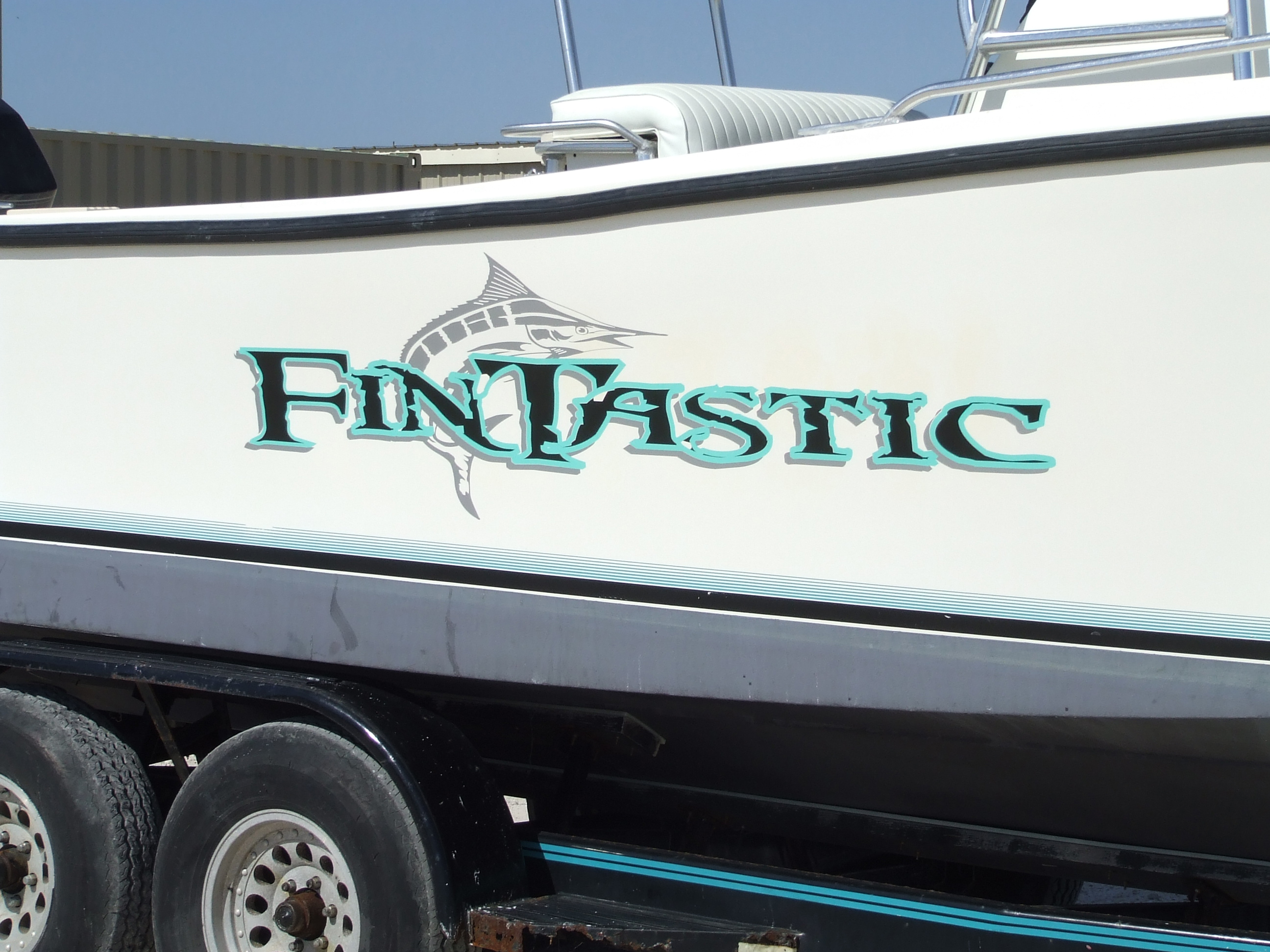 Photo Gallery Of Our Work N Other Boats